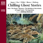 Chilling Ghost Stories by  Ambrose Bierce audiobook