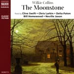 The Moonstone by  Wilkie Collins audiobook