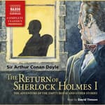 The Return of Sherlock Holmes—Volume I by  Sir Arthur Conan Doyle audiobook