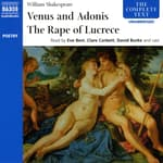 Venus and Adonis & The Rape of Lucrece by  William Shakespeare audiobook