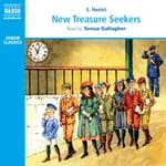 New Treasure Seekers by  E. Nesbit audiobook