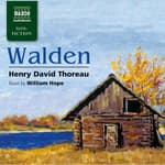 Walden by  Henry David Thoreau audiobook