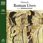 Roman Lives by  Plutarch audiobook