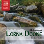 Lorna Doone by  R. D. Blackmore audiobook
