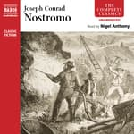 Nostromo by  Joseph Conrad audiobook
