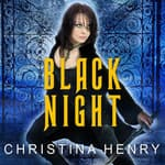 Black Night by  Christina Henry audiobook