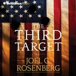 The Third Target by  Joel C. Rosenberg audiobook