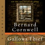 Gallows Thief by  Bernard Cornwell audiobook