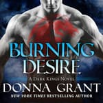 Burning Desire by  Donna Grant audiobook