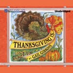 Thanksgiving Is … by  Gail Gibbons audiobook