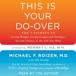 This is Your Do-Over by  Michael F. Roizen MD audiobook
