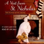 A Visit from St. Nicholas by  Clement C. Moore audiobook