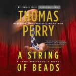 A String of Beads by  Thomas Perry audiobook