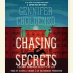 Chasing Secrets by  Gennifer Choldenko audiobook