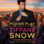 Power Play by  Tiffany Snow audiobook