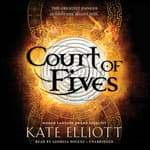 Court of Fives by  Kate Elliott audiobook