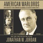 American Warlords by  Jonathan W. Jordan audiobook