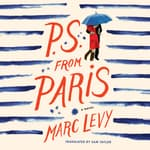 P.S. from Paris by  Marc Levy audiobook