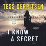I Know a Secret by  Tess Gerritsen audiobook