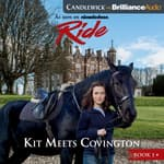 Ride: Kit Meets Covington by  Bobbi JG Weiss audiobook