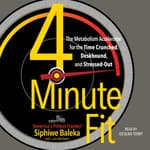 4-Minute Fit by  L. Jon Wertheim audiobook