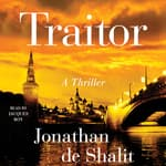 Traitor by  Jonathan de Shalit audiobook