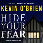 Hide Your Fear by  Kevin O'Brien audiobook