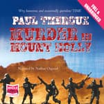 Murder in Mount Holly by  Paul Theroux audiobook