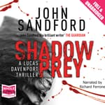 Shadow Prey by  John Sandford audiobook