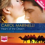 Heart of the Desert by  Carol Marinelli audiobook