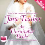An Unsuitable Bride by  Jane Feather audiobook
