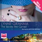 The Secrets She Carried by  Lynne Graham audiobook