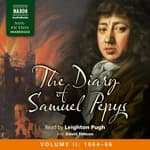 The Diary of Samuel Pepys, Volume II: 1664-1666 by  Samuel Pepys audiobook