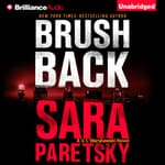 Brush Back by  Sara Paretsky audiobook