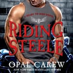 Riding Steele by  Opal Carew audiobook