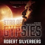 Star of Gypsies by  Robert Silverberg audiobook