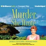 Aloha Betrayed by  Jessica Fletcher audiobook