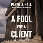 A Fool for a Client by  Parnell Hall audiobook