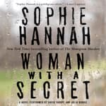 Woman with a Secret by  Sophie Hannah audiobook