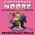 Secondhand Souls by  Christopher Moore audiobook