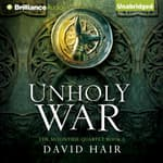 Unholy War by  David Hair audiobook