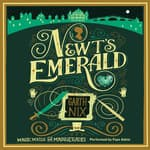 Newt's Emerald by  Garth Nix audiobook