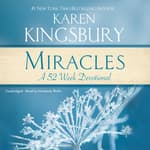 Miracles by  Karen Kingsbury audiobook