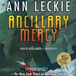 Ancillary Mercy by  Ann Leckie audiobook