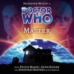Doctor Who: Master by  Joseph Lidster audiobook