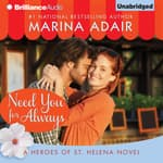Need You for Always by  Marina Adair audiobook