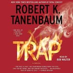 Trap by  Robert K. Tanenbaum audiobook