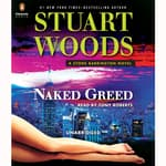 Naked Greed by  Stuart Woods audiobook