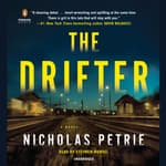 The Drifter by  Nick Petrie audiobook