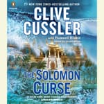 The Solomon Curse by  Clive Cussler audiobook